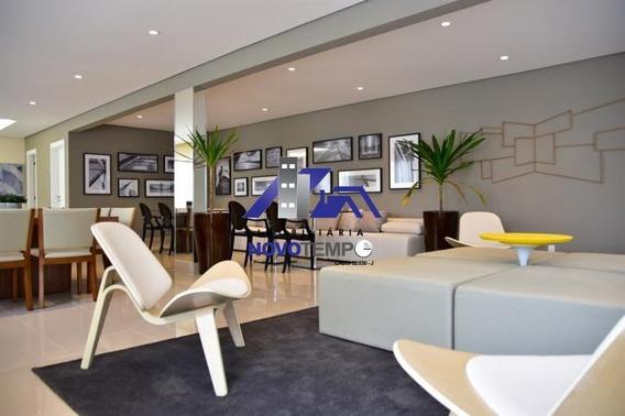 Excelente Apartamento Com 2 Dormitórios, Em Sacomã - Sp - 2149