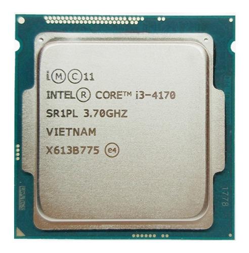 Intel Core I3 4170 3.7ghz - Lga 1150
