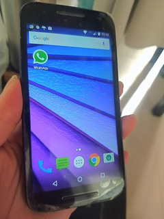 Moto G3. Impecable Para Movistar