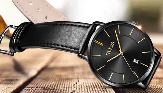 Relógio A Prova D,aguá Fino 6,5mm Excelente