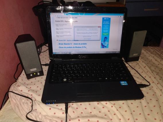Nootbook Qbex I5 Leia O Anúncio