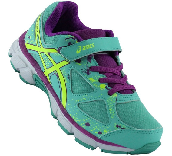 Tenis Inf Asics Gel Lightplay 3 A - 47096