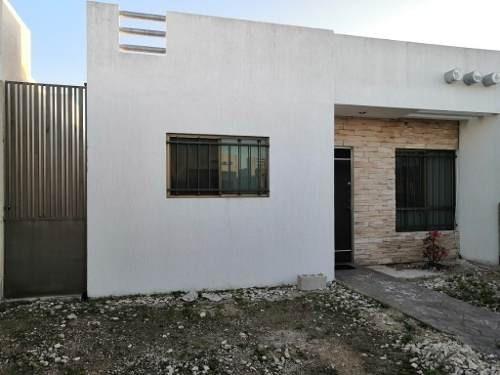 Casa En Renta 2 Recamaras En Las Americas Merida.