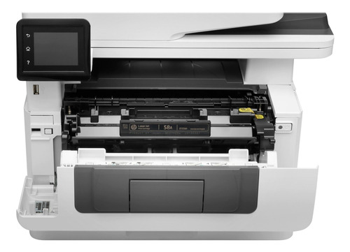 Impresora Multifunción Negra Hp Laserjet Pro M428fdw