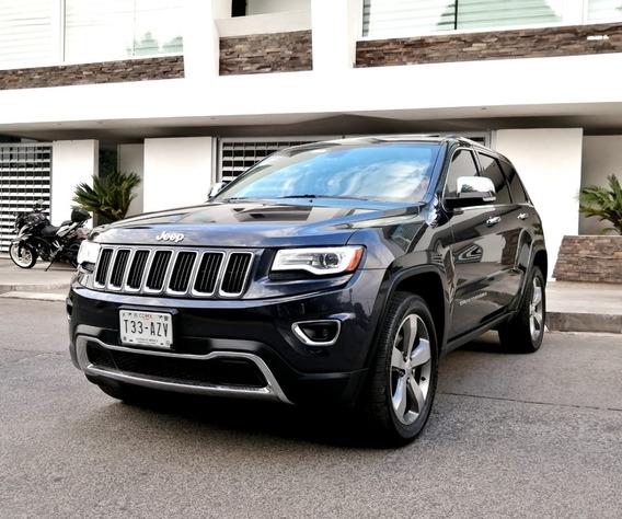 Jeep Grand Cherokee 2014 V6 3.6 Como Nueva