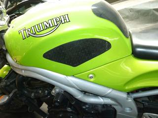 Protetor De Tanque Lateral Speed Triple Triumph Universal