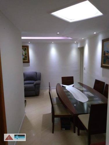 Imagem 1 de 25 de Apartamento Com 3 Dormitórios À Venda, 74 M² Por R$ 510.000 - Tatuapé - São Paulo/sp - Ap5681