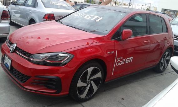 Volkswagen Golf Gti 2019 2.0 Dsg Navegación Piel At