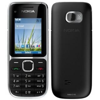 Celular Nokia Modelo C2 Para Repuesto O Cambio