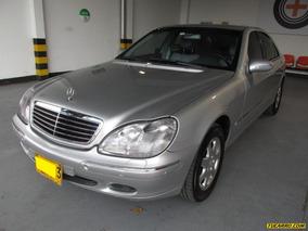 Mercedes Benz Clase S 2001