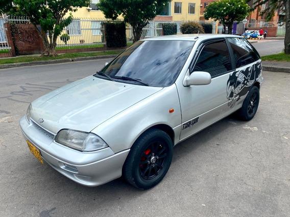 Chevrolet Swift Hb Mt1000cc Plata Sa