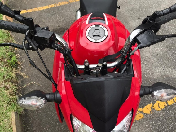 Honda Titan 160cc -ano 2017 -km 23mil