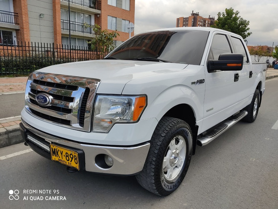 Ford F150, 3.5 Cc At Full Equipo