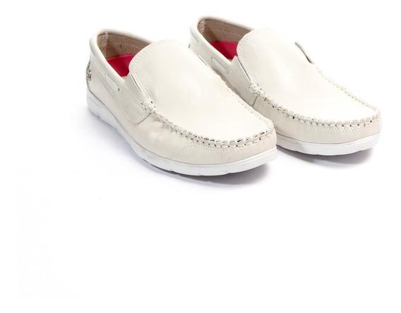 Zapato Náutico Bando 735 Cuero Hombre