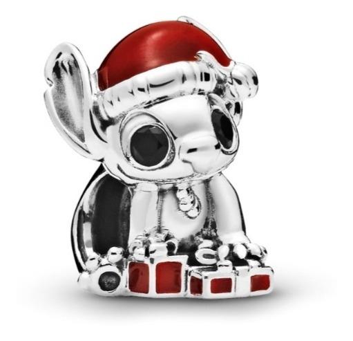 Charm Pandora Mod. Stich Navideño Nueva Temporada