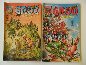 Groo O Errante! Vários! Editora Abril 1990! R$ 20,00 Cada!