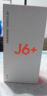 Celular J6+ Impecable Negro (vendo O Permuto Por iPhone)