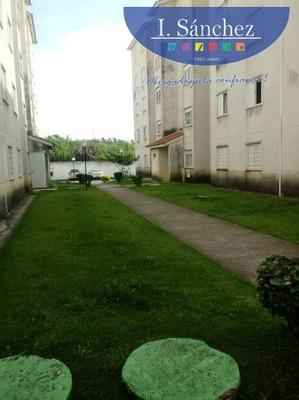 Apartamento Para Venda Em Itaquaquecetuba, Vila São Carlos, 2 Dormitórios, 1 Banheiro, 1 Vaga - 190504
