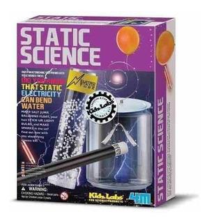 4m Static Science Kit Para Experimentos Estatica.