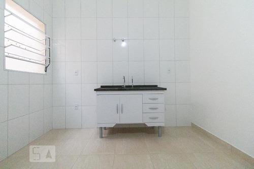 Casa Para Aluguel - Vila Formosa, 1 Quarto,  45 - 892908320
