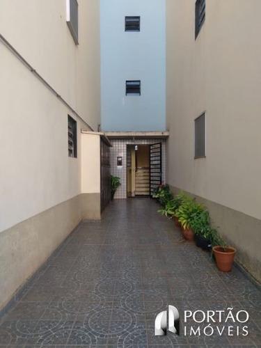 Apartamento Para Locação - Jd. Marambá, Bauru-sp - 5546
