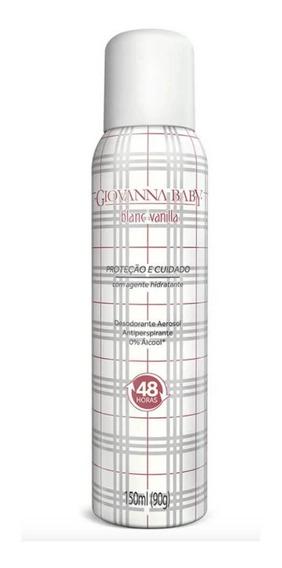 Giovanna Baby Blanc Vanilla Desodorante Aerosol 150ml