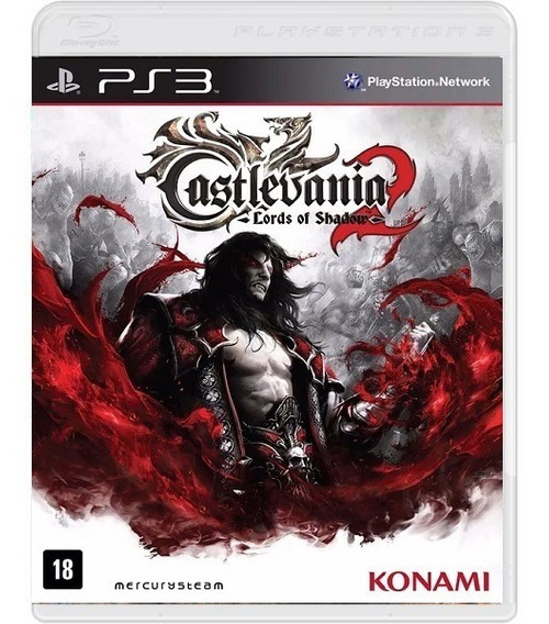 Castlevania Lords Of Shadow 2 - Mídia Física / Ps3