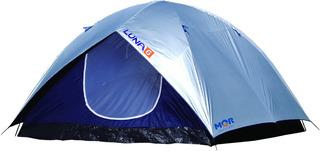 Barraca Camping Iglu Luna 6 Pessoas Mor - 2,6 X 2,6 X 1,65m