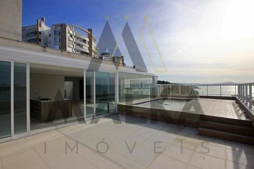 Imagem 1 de 20 de Cobertura Para Venda Em Florianópolis, João Paulo, 3 Dormitórios, 3 Suítes, 4 Banheiros, 3 Vagas - Sc - Ph0007_malka
