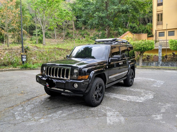 Jeep Commander Limited 2007/4x4/5.7l-hemi/3 Filas Asientos