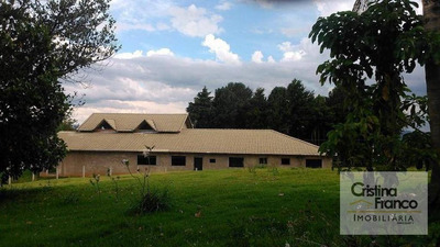 Casa Residencial À Venda, Nova Lindóia, Águas De Lindóia - Ca0916. - Ca0916