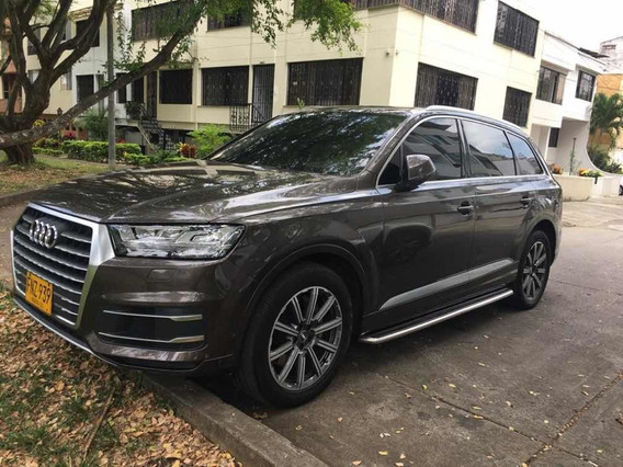 Audi Q7 Diésel 4x4 Bancas 3