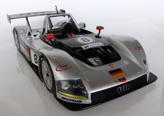 Audi R8r Le Mans 1999 Maisto Escala 1:18