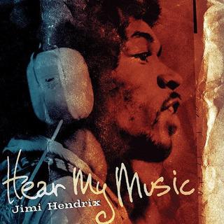 Lp Jimi Hendrix Hear My Music 2014 Usa 2010 Duplo