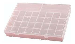Organizador Plus Box Caixa Estojo Divisória Maleta Plástico