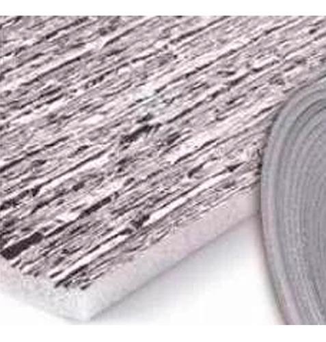 Aislante Termico Sonoro 10mm Con Aluminio