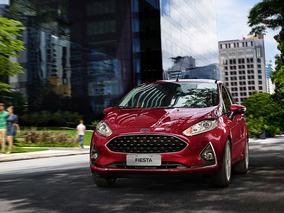 Ford Fiesta Nafta 1.6l 5 Ptas Titanium At