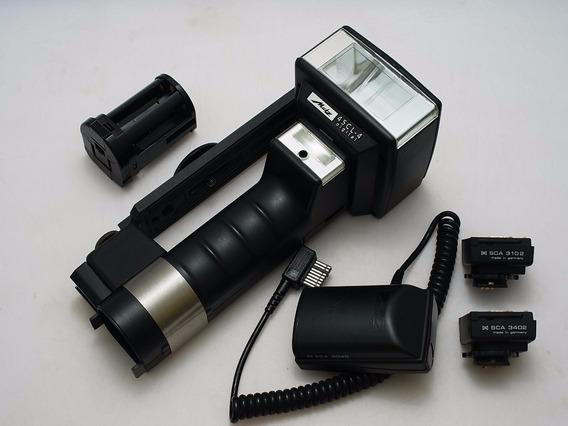 Baixou, Top Flash Metz 45 Cl-4 Digital Ttl Canon E-ttl 580ex