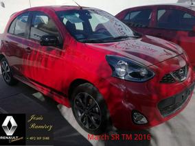 Nissan March Sr Navi Tm 2016