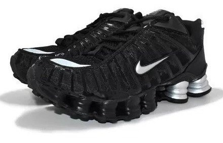 Tenis Nike Shox 12 Mola Original Degrade Black Friday Oferta