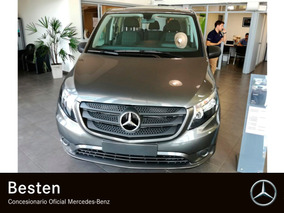 Mercedes Benz Vito Furgon 1.6 111 Cdi 0km 2018 Besten Junin
