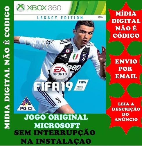 Fifa 19 Xbox 360 Digital