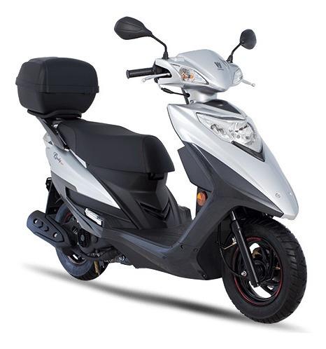 Suzuki - Burgman 125 | Haojue - Lindy 125 2019 - Jaqueline