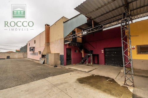 Loja Para Alugar, 235 M² Por R$ 2.400,00/mês - Pinheirinho - Curitiba/pr - Lo0100