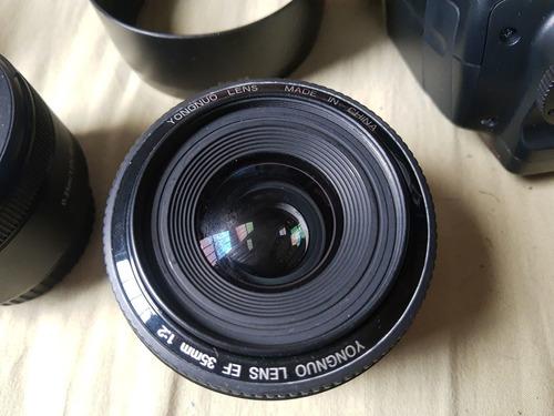 Lente 35mm Yongnuo (sem Tampa Frontal)