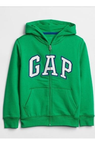 Moletom Gap Infantil Menino Original Fleece