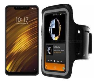 Braçadeira Armband Esport Para Xiaomi Pocophone F1, K20 Pro