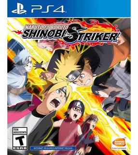 Naruto To Boruto: Shinobi Striker Playstation