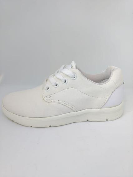 Zapatillas Conso Venice White Júnior Ct011008