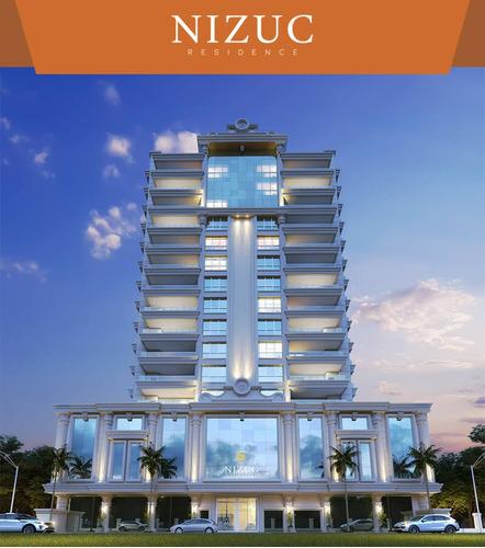 Imagem 1 de 10 de Ref: 1109 - Apartamento Com 3 Dormitorios A Venda Sendo 3 Suit - V-amd1109
